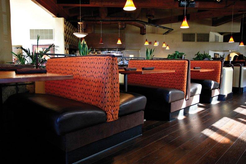 Pointe Hilton Squaw Peak Resort - Rico's Dining Area <br/>Image from Leonardo