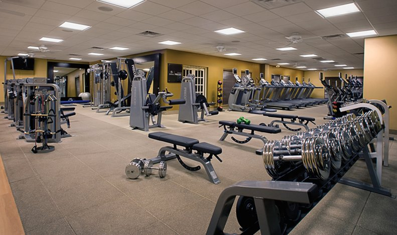 Pointe Hilton Squaw Peak Resort - Fitness Center <br/>Image from Leonardo