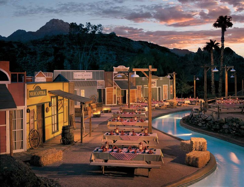 Pointe Hilton Squaw Peak Resort - Outdoor Banquet <br/>Image from Leonardo