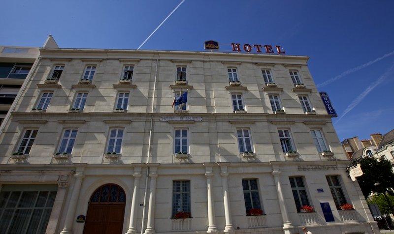 Best Western Plus Hotel d'Anjou-Exterior<br/>Image from Leonardo