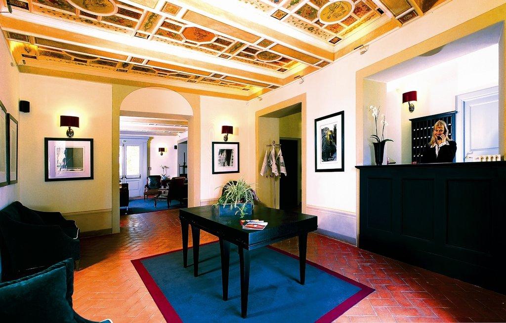 Borgo Scopeto Relais-Reception<br/>Image from Leonardo