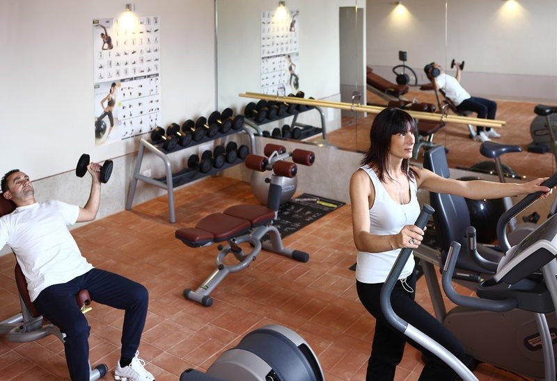 Borgo Scopeto Relais-Fitness Center<br/>Image from Leonardo