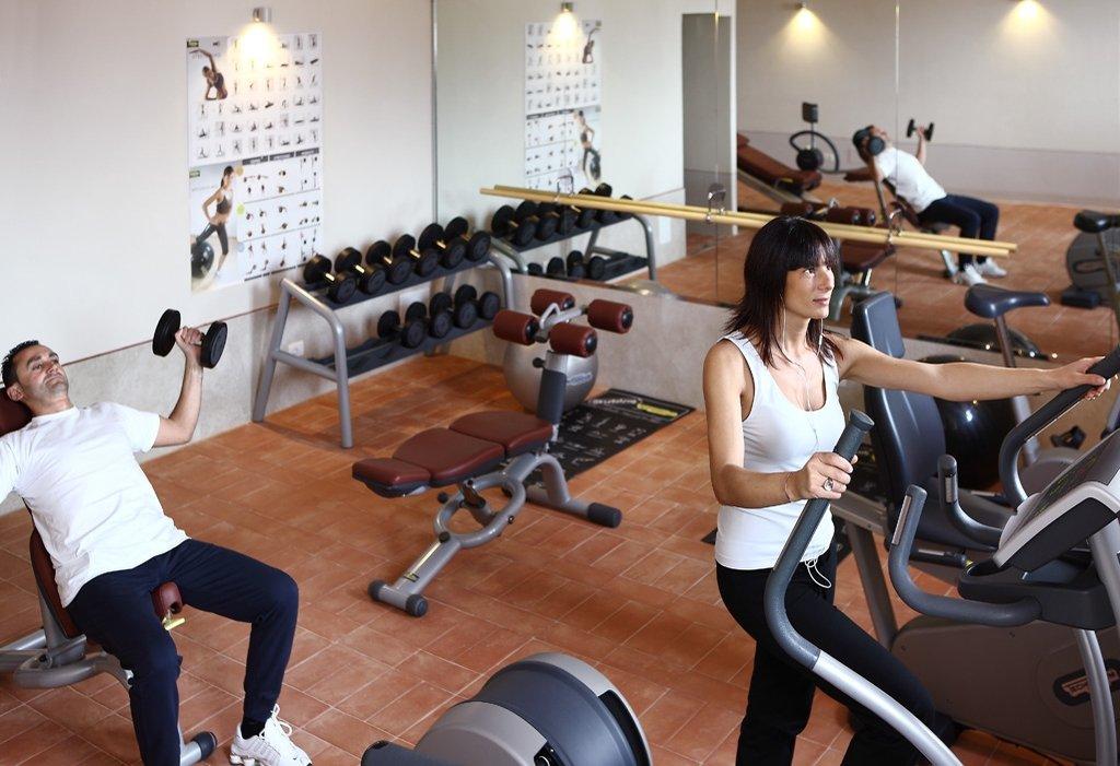Borgo Scopeto Relais-Fitness Center<br/>Image from Leonardo