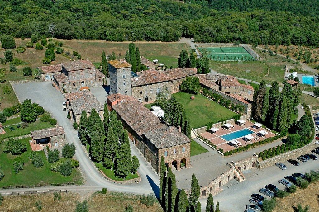 Borgo Scopeto Relais-Exterior<br/>Image from Leonardo