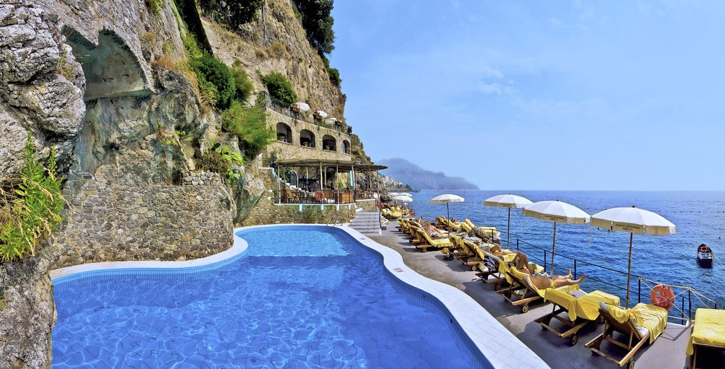 Santa Caterina Hotel-Beach Club and Pool<br/>Image from Leonardo