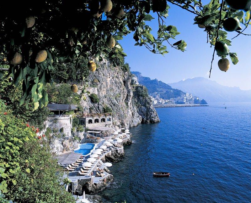 Santa Caterina Hotel-Beach Club and Pool<br/>Image from Leonardo