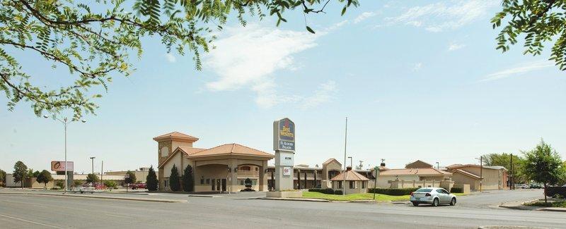 Best Western El Rancho Palacio-Exterior<br/>Image from Leonardo