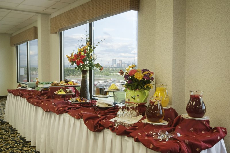 Best Western Plus Port OCall Hotel-Event Buffet<br/>Image from Leonardo