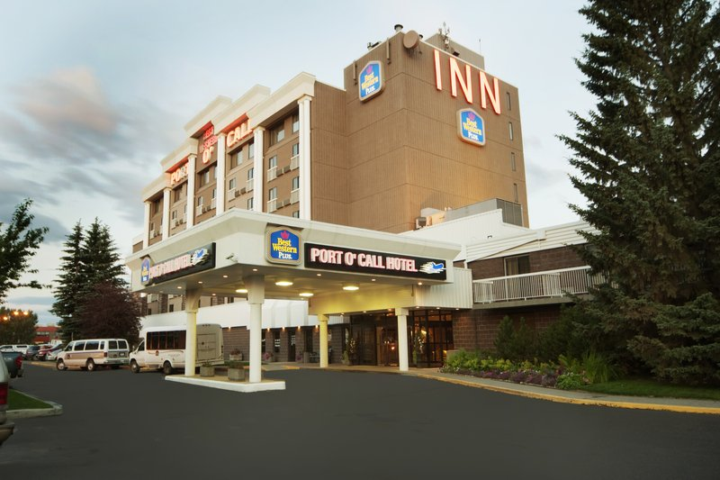 Best Western Plus Port OCall Hotel-Exterior<br/>Image from Leonardo