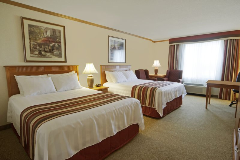 Best Western Plus Port OCall Hotel-Queen Room<br/>Image from Leonardo