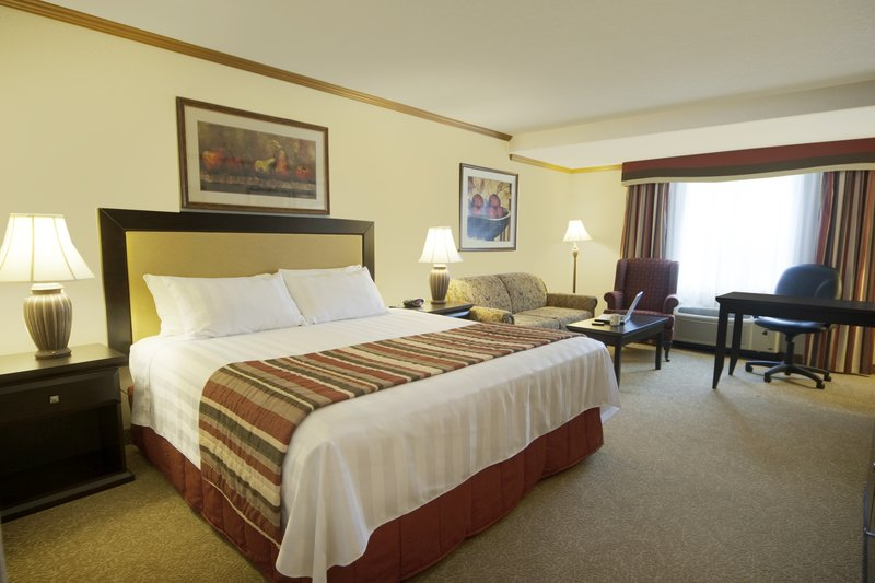 Best Western Plus Port OCall Hotel-King Room<br/>Image from Leonardo