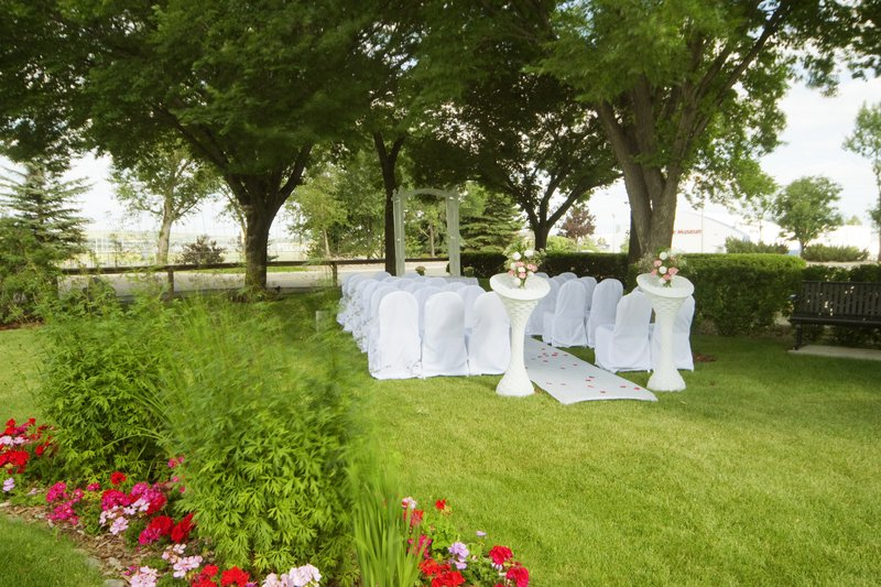 Best Western Plus Port OCall Hotel-Wedding Arbour<br/>Image from Leonardo