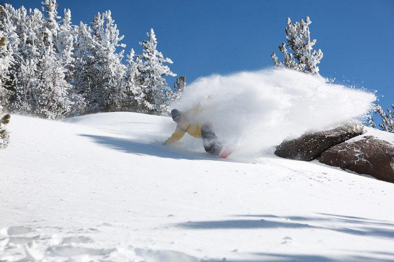 Juniper Springs Resort-Mammoth Mountan Action<br/>Image from Leonardo