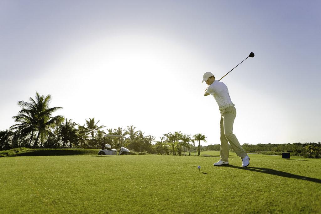 Barcelo Bavaro Beach Adults Only - Golf <br/>Image from Leonardo