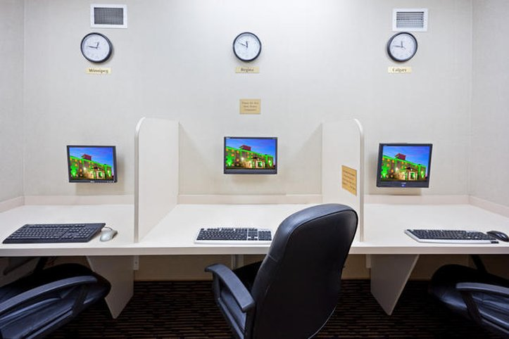 Holiday Inn Hotel & Suites Regina-Business Center<br/>Image from Leonardo