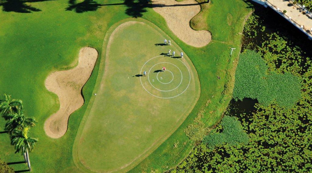 Sunscape Puerto Plata - Neighbour Golf Course <br/>Image from Leonardo