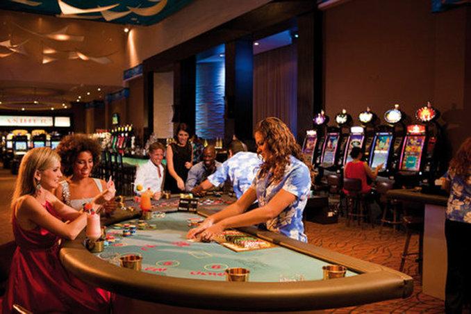 Riu Guanacaste - Casino <br/>Image from Leonardo