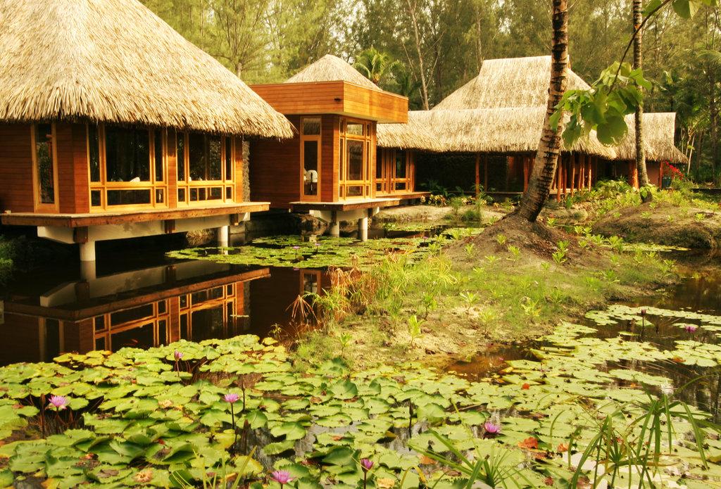 Bora Bora Pearl Beach Resort-Manea Spa Bora Environment<br/>Image from Leonardo