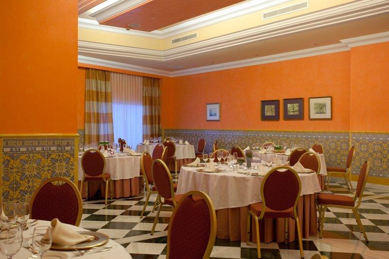 Senator Marbella Spa Hotel-Banquet Room<br/>Image from Leonardo