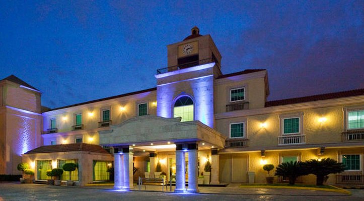 Best Western Plus Monterrey Colon-Exterior<br/>Image from Leonardo