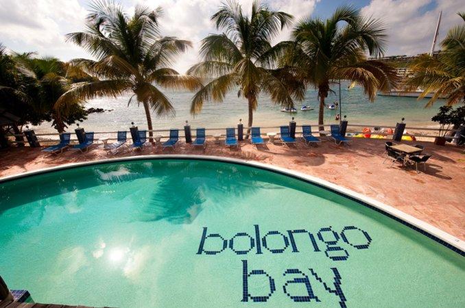 Bolongo Bay Beach Resort-Pool<br/>Image from Leonardo