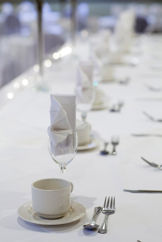 Best Western Plus Port OCall Hotel-Event Table Settings<br/>Image from Leonardo