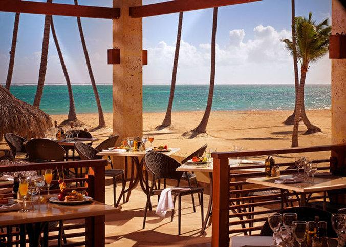 Paradisus Palma Real - Normal PPalma Real Restaurant Market Grill <br/>Image from Leonardo