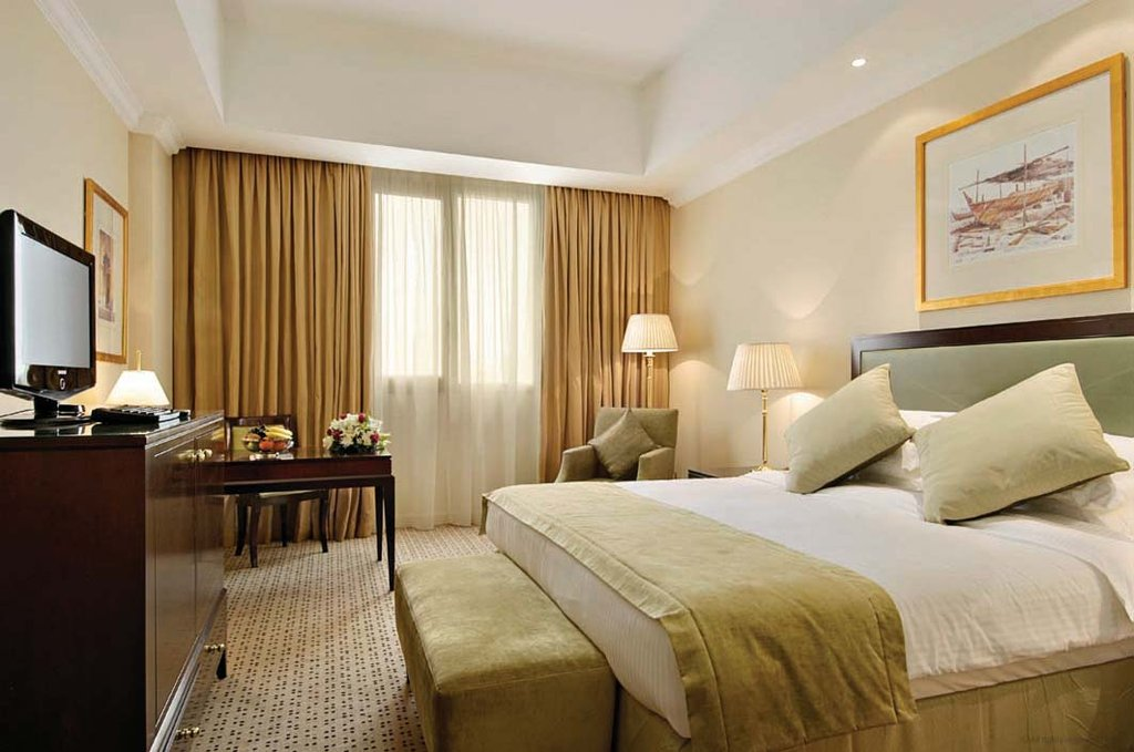 Millennium Doha - Deluxe Room Kg Size Bed <br/>Image from Leonardo