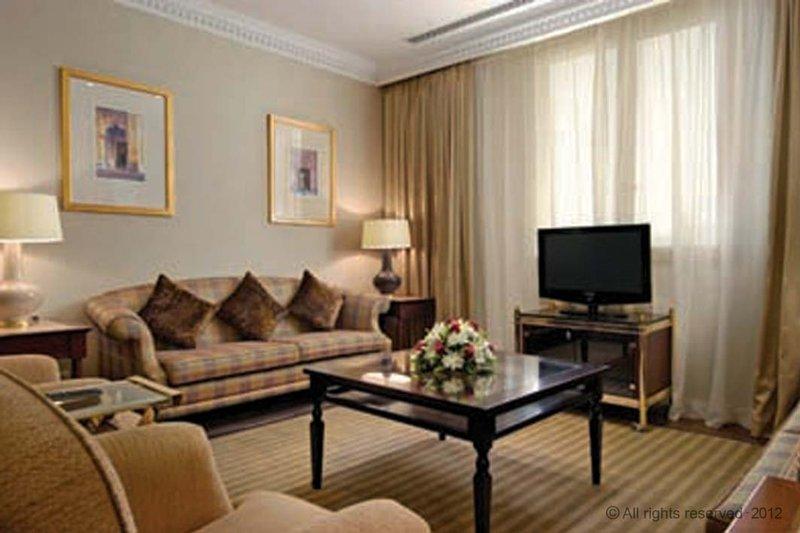 Millennium Doha - Dilomatic Suite Salon <br/>Image from Leonardo
