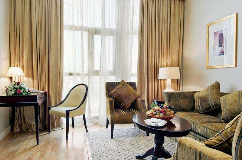 Millennium Doha - Junior Suite <br/>Image from Leonardo