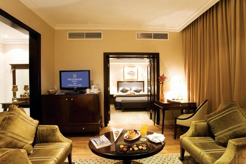 Millennium Doha - Junior Suite <br/>Image from Leonardo