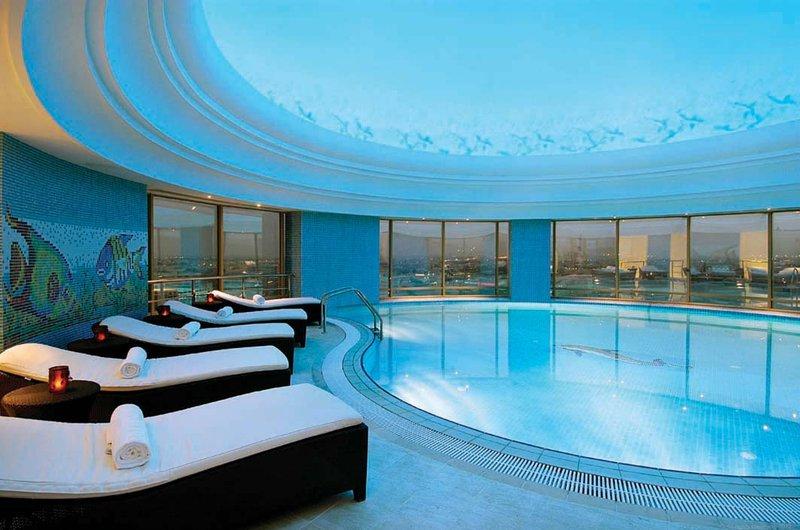 Millennium Doha - Spa Indoor Pool <br/>Image from Leonardo