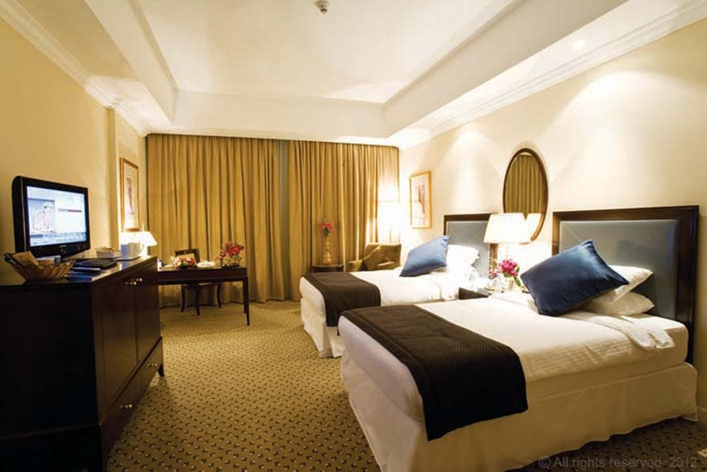 Millennium Doha - Executive Room Twin <br/>Image from Leonardo