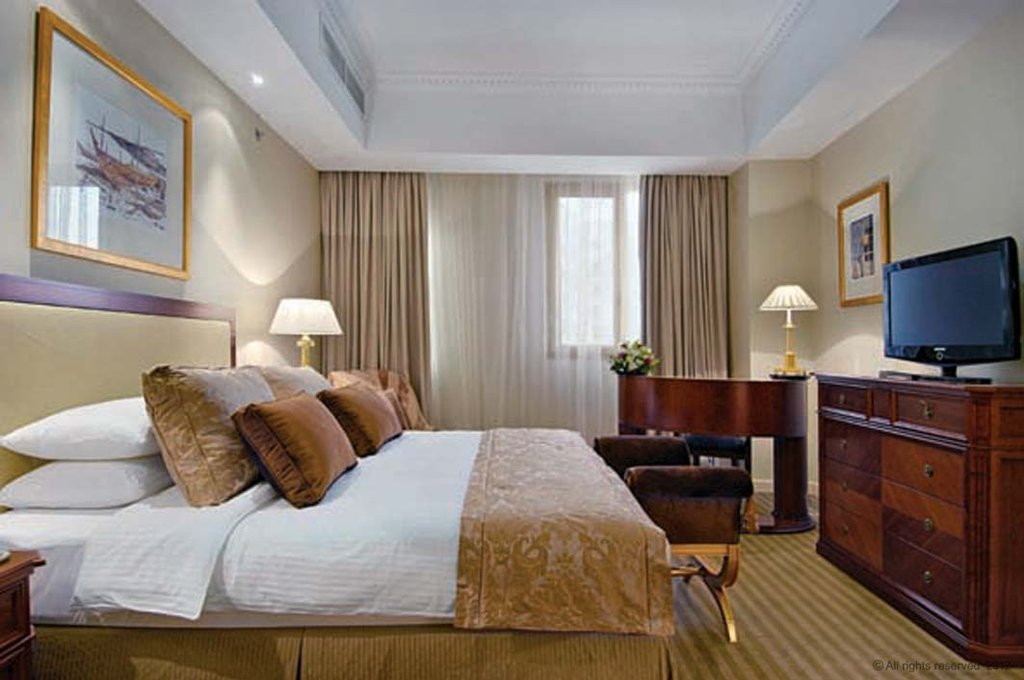 Millennium Doha - Executive Suite <br/>Image from Leonardo