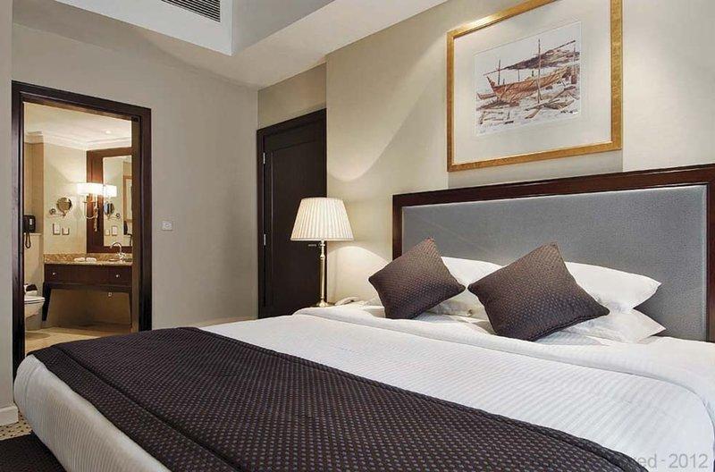 Millennium Doha - Club Floor Executive Room <br/>Image from Leonardo
