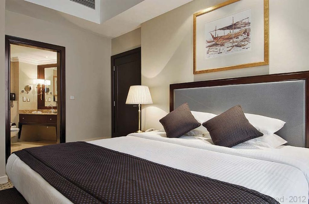 Millennium Doha - Club Floor Executive Room <br/>Image from Leonardo