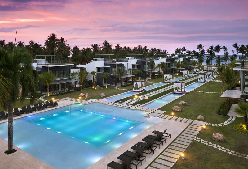 Sublime Samana Hotel & Residences-Pool Area<br/>Image from Leonardo