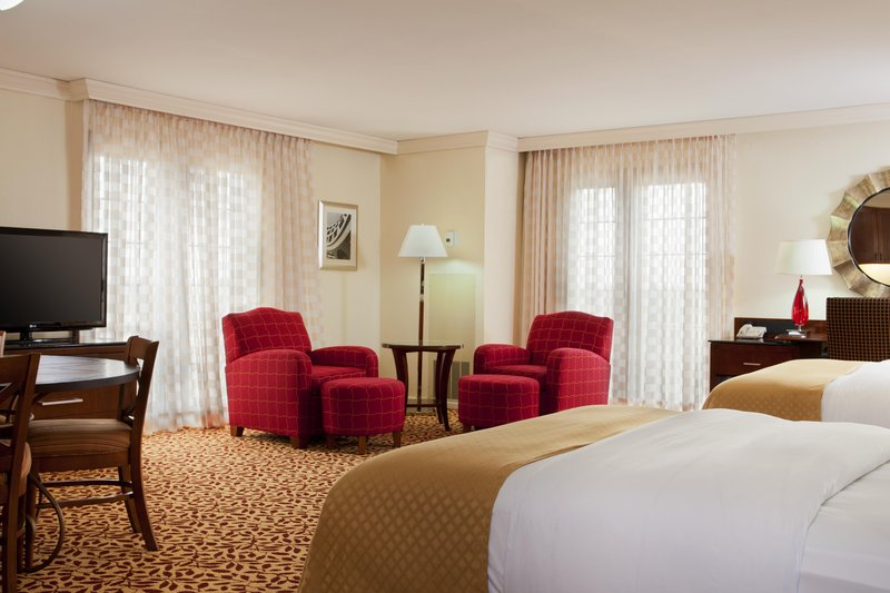 DoubleTree by Hilton Austin-Double Premium 5th and 6th Floors<br/>Image from Leonardo