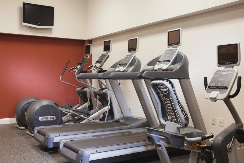 DoubleTree by Hilton Austin-Fitness Center<br/>Image from Leonardo
