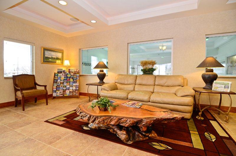 Best Western Plus Walla Walla Suites Inn-Lobby<br/>Image from Leonardo