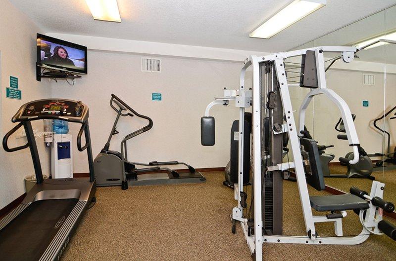 Best Western Plus Walla Walla Suites Inn-Fitness Center<br/>Image from Leonardo