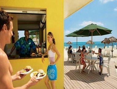 Viva Wyndham Fortuna-Beach Bar<br/>Image from Leonardo