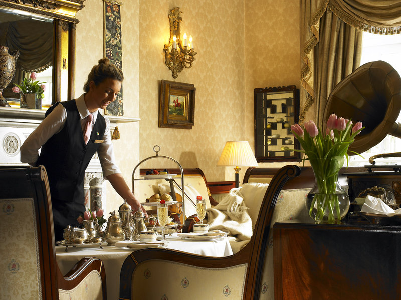 Hayfield Manor-Afternoon Tea in the Drawing Room<br/>Image from Leonardo