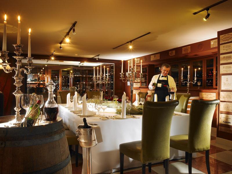Hayfield Manor-Vine Wine Cellar<br/>Image from Leonardo