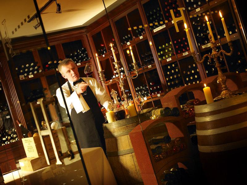 Hayfield Manor-The Vine Wine Cellar<br/>Image from Leonardo