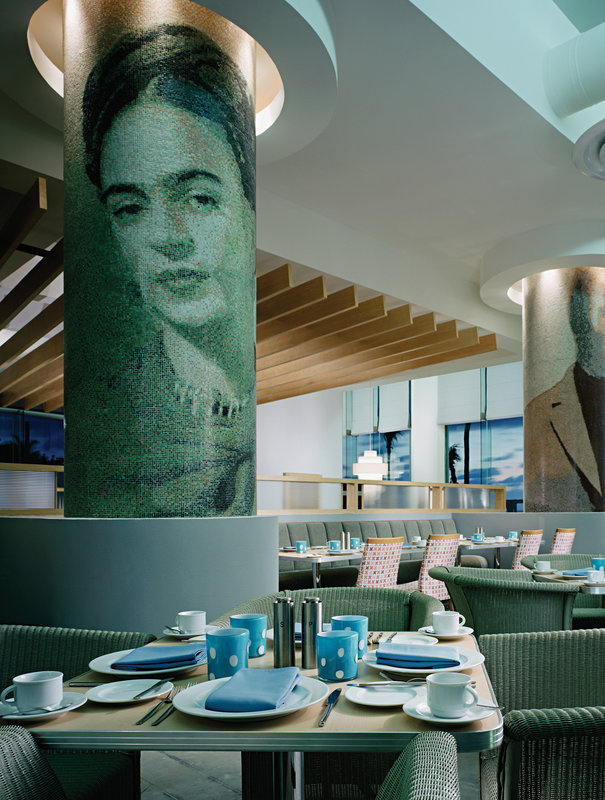 Live Aqua Cancun - Restaurant siete <br/>Image from Leonardo
