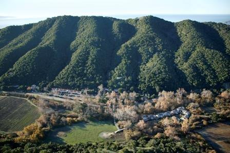 Sycamore Mineral Springs Resort-Aerials<br/>Image from Leonardo