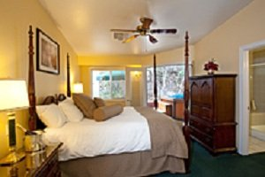 Sycamore Mineral Springs Resort-Stay Guestroom Queen Suites<br/>Image from Leonardo