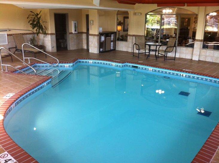 Best Western Plus Tulsa Inn  Suites-Pool Area<br/>Image from Leonardo