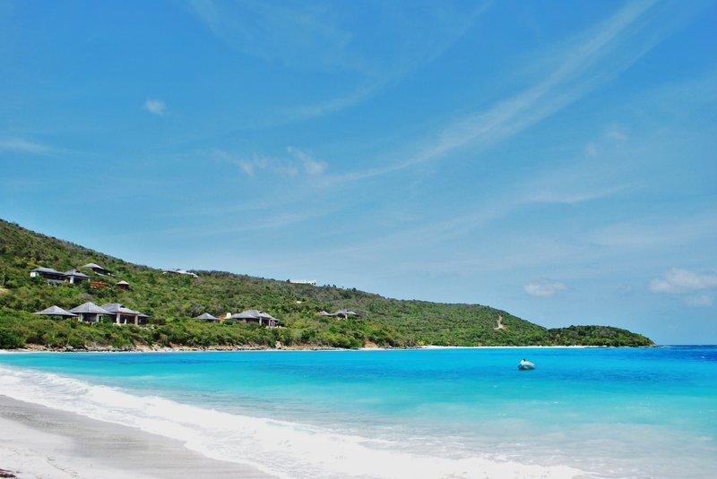 Young  Island  Resort-Mysore Beach<br/>Image from Leonardo